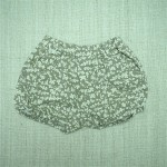 SHURRCCA, Printed Flower Poplin Shorts