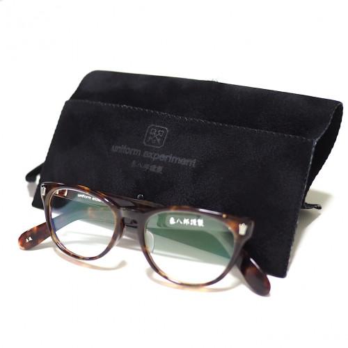 泰八郎 謹製 (Tai Hachiro) x Uniform Experiment Glasses