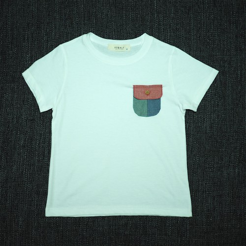 Cobalt, Pocket Tee