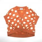 McGregor Classic Kids, Orange Printed Dots Top