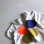 Digreen,  Circle Print Tee
